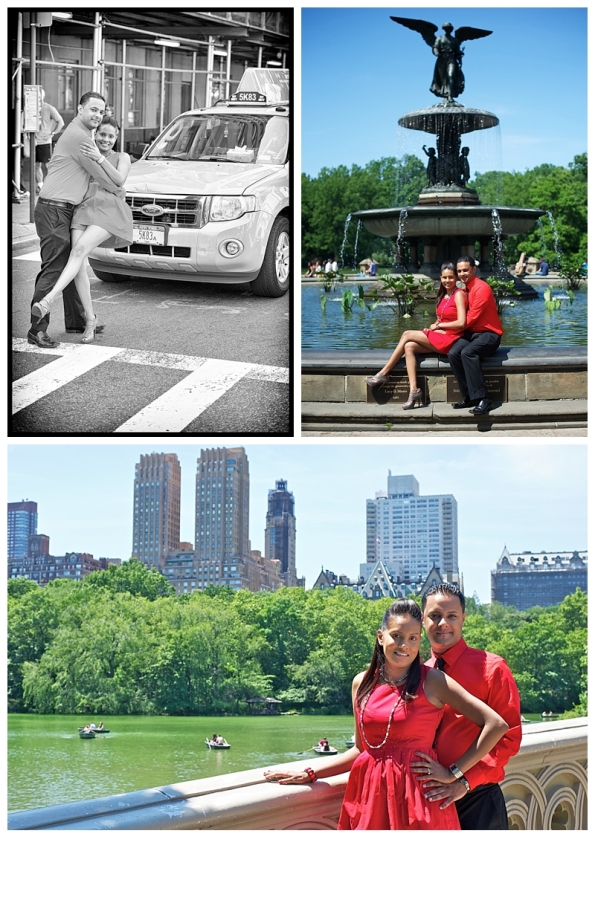 Central Park NY Long Island Hindu Indian Engagement Session Photographer Video Photo